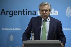 Sudah Divaksin Sputnik V, Presiden Argentina Positif…