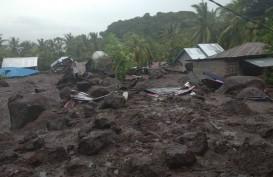 Ratusan Warga di Flores Timur Hilang Akibat Longsor dan Banjir