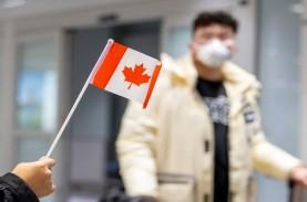 Hadapi Gelombang Ketiga, Kasus Covid-19 di Kanada…