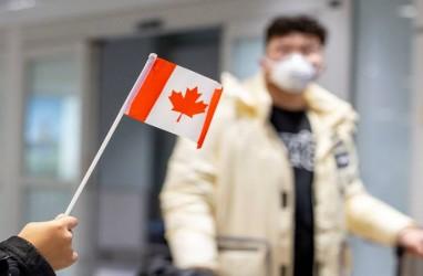 Hadapi Gelombang Ketiga, Kasus Covid-19 di Kanada Tembus Sejuta