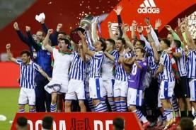 Gol Penalti Bawa Real Sociedad Juara Copa del Rey,…