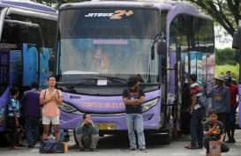Libur Paskah Akhir Pekan Penumpang Bus AKAP Naik hingga 96 Persen