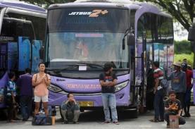 Libur Paskah Akhir Pekan Penumpang Bus AKAP Naik hingga…