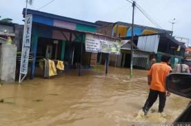 Banjir di Bima Berdampak ke 27.808 Jiwa
