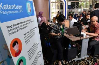 Kepatuhan Wajib Pajak Kota Surabaya 73,15 Persen