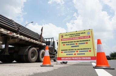 Arus Balik Libur Paskah, Organda Kembali Terimbas Pembatasan Angkutan Barang