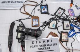 Penganiayaan Wartawan di Surabaya, Dua Nama Polisi…