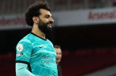 18 Gol, Mohamed Salah Tinggalkan Harry Kane Top Skor Liga Inggris