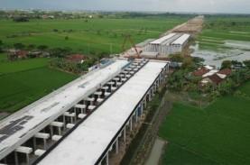Pembangunan Tol Semarang-Demak, 46 Hektare Kawasan…