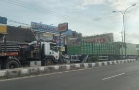 Arus Balik Libur Paskah, Jalur Pantura Cirebon Macet