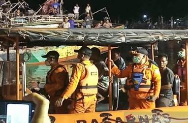 Korban Tabrakan Kapal di Indramayu, 15 Selamat, 2 Meninggal, 15 Orang Hilang