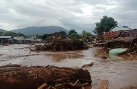 Banjir dan Longsor Flores Timur, 54 Orang Meninggal per Minggu Sore