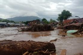 Banjir dan Longsor Flores Timur, 54 Orang Meninggal…