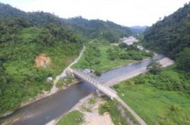 Pemerintah Genjot Pembangunan Jalan Perbatasan di…