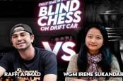 Wah! Raffi Ahmad Bermain Remis Lawan Grand Master Irene Sukandar