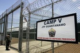 'Camp Penyiksaan' di Penjara Guantanamo Akhirnya Ditutup