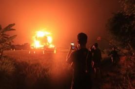 Warga Terdampak Ledakan Kilang Balongan Masih Mengungsi