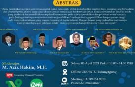 Gelar Muktamar Pemikiran, Forum Dosen PMII Undang Sejumlah Tokoh
