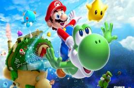 Video Game Super Mario Bros Tahun 1986 Laku Terjual…