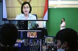 Sri Mulyani Ibaratkan Covid-19 Bak Seorang Chief Operating Transformation