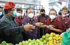 Imbas Corona, Pertumbuhan Penjualan Eceran di Bali Masih Terus Terpuruk