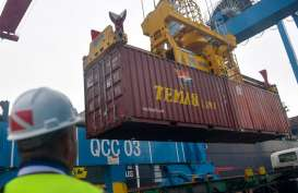 Perdagangan Luar Negeri Sumut Surplus, Meski Tertekan Secara Tahunan