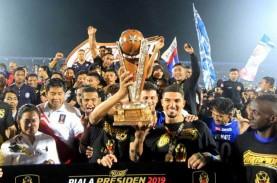 Arema FC Siap Listing di Bursa, Crazy Rich Malang…
