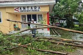 Cuaca Ekstrem, DPR Minta Daerah Waspadai Potensi Bencana…