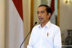 Jokowi Minta Porsi Kredit UMKM Naik Jadi 30 Persen…