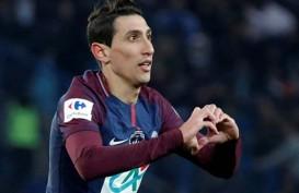 Di Maria Berharap Bisa Bermain dengan Messi di PSG