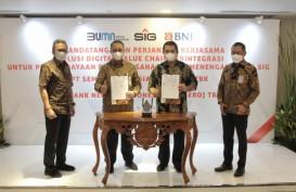 BNI dan Semen Indonesia Kembangkan Digital Value Chain Terintegrasi untuk UKM Mitra