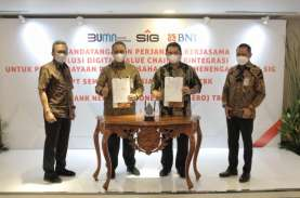 BNI dan Semen Indonesia Kembangkan Digital Value Chain…