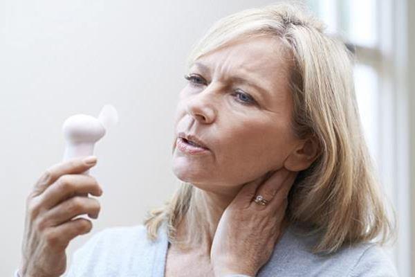 Ilustrasi menopause - Istimewa