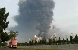 Api Kebakaran Kilang Balongan Sudah Padam, Polisi Belum Lakukan Penyelidikan