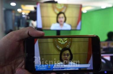 Corona Terus Bermutasi, Sri Mulyani Minta Masyarakat Tak Terlena Meski Sudah Divaksin