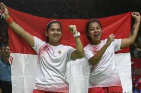 Indonesia Borong Dua Gelar di Dubai Para Badminton…