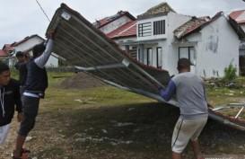Cuaca Ekstrem di Nusa Tenggara Timur, Kupang Bagaikan Kota Mati