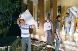 Ringankan Duka Korban Bencana NTT, BNI Salurkan Bantuan Darurat