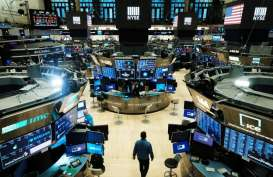 Data Ekonomi 'Tokcer', Wall Street Moncer