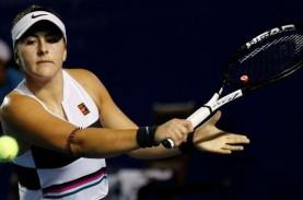 Capai Final Miami Open, Andreescu Naik ke Peringkat…