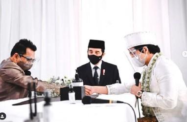 Ternyata, Ini Penyebab Jokowi, Prabowo, Ketua MPR Hadiri Pernikahan Aurel-Atta Hallintar Menurut Pengamat