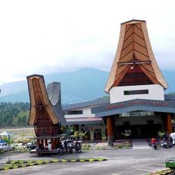 Dongkrak Pariwisata di Toraja, Presiden Joko Widodo Resmikan Bandara Buntu Kunik Toraja