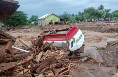 Update Bencana Alam di NTT, BNPB: 128 Orang Meninggal, 72 Hilang