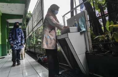 Tidak Seluruh Kelas dan Sekolah di Jakarta Ikut Uji Coba Pembelajaran Tatap Muka