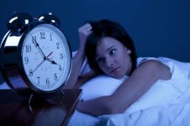 Banyak Pasien Covid Alami Coronasomnia, Ini Tips Perbaiki…