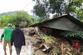 Bencana di NTT, Sejumlah Ruas di Kupang Masih Terhalang…