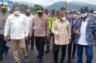 Banjir Bandang Adonara, Mensos Risma Tiba di Flores Timur