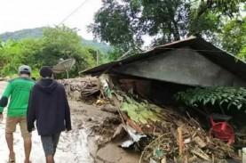 72 Korban Tewas Banjir Bandang Flores Timur Ditemukan