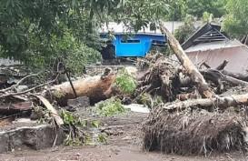 Waspada! Posisi Siklon Tropis Seroja Hari Ini di Pulau Timor NTT