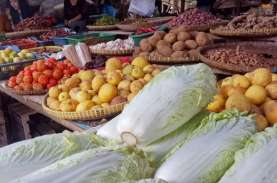 Jelang Puasa, Harga Bawang Merah dan Ayam Broiler…